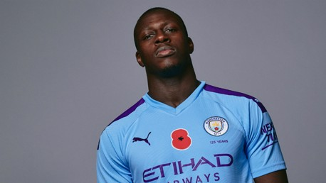NEVER FORGOTTEN: Find out how you can get the poppy printed on your City shirt