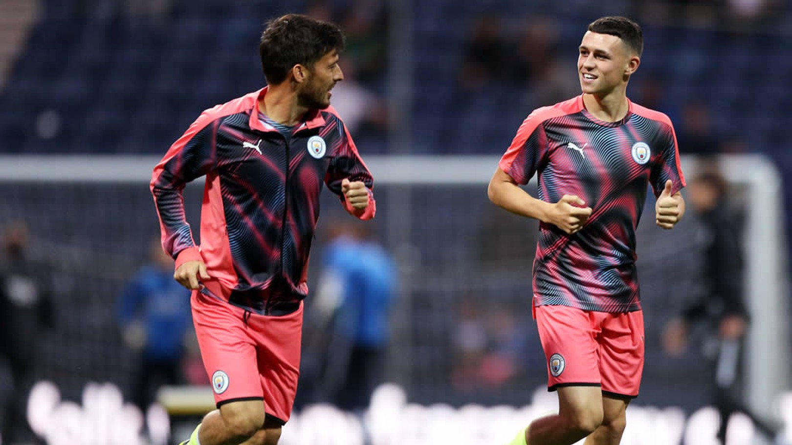 FODEN: Satisfied with City's game management