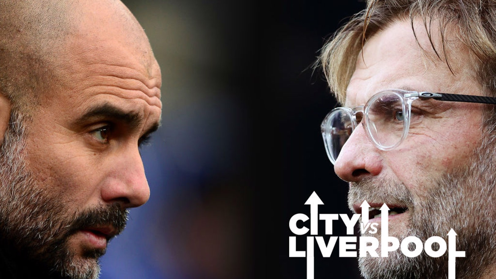 BIG GAME: City and Liverpool clash tonight in a top-of-the-table encounter