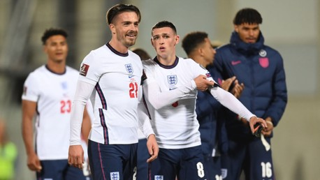 Grealish: I'll never forget my first England goal