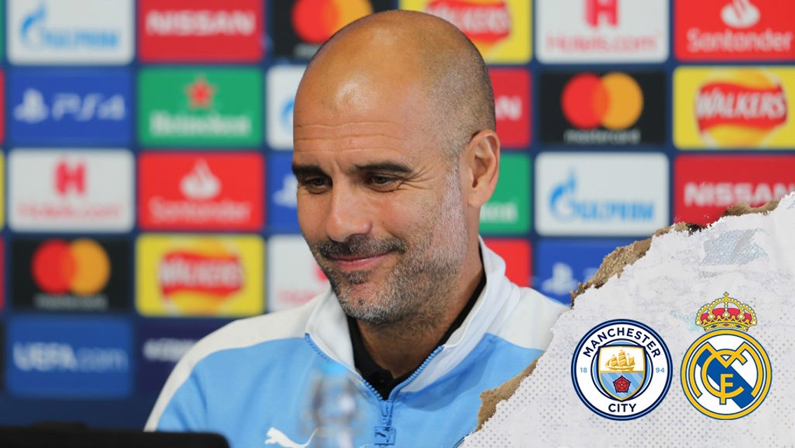 Guardiola: We are ready to progress
