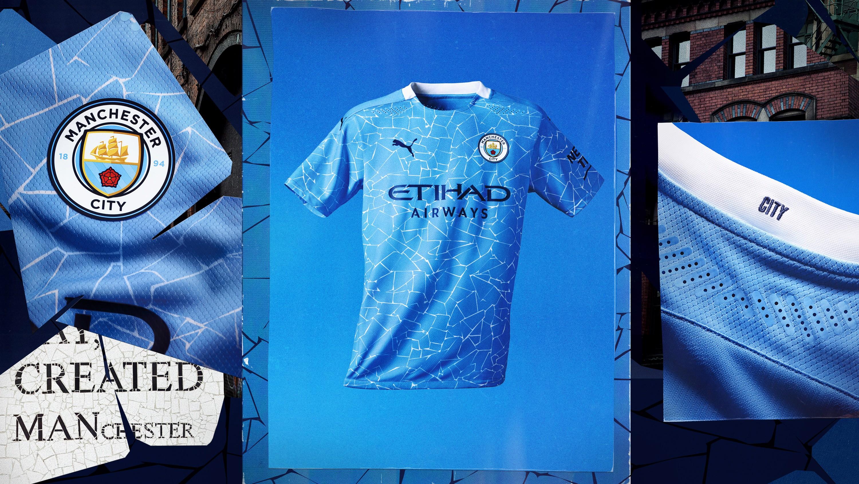 Camiseta Man City