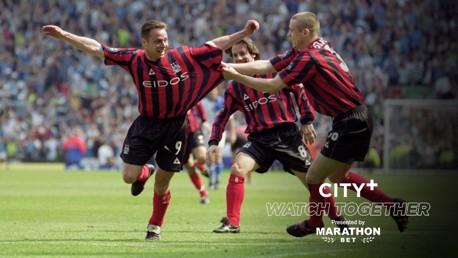 CITY+ WATCH TOGETHER   2000년 버밍엄, 블랙번 그리고 승격