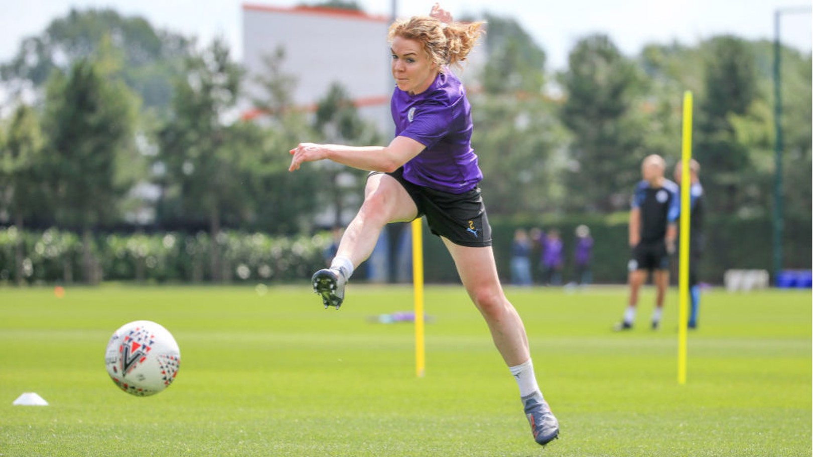 CALL UP: City defender Aoife Mannion has earned a first call-up into the England Lionesses squad