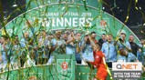 WEMBLEY WONDERS: Flashback to City's Carabao Cup final triumph last season