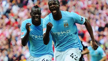 Yaya Toure: Powering City's success - Part one