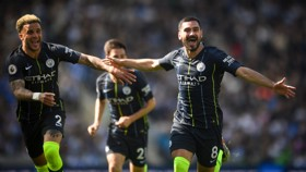 Brighton v City: Top Five Goals