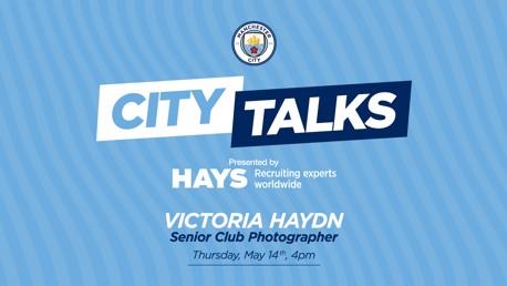 City TALKS: Victoria Haydn
