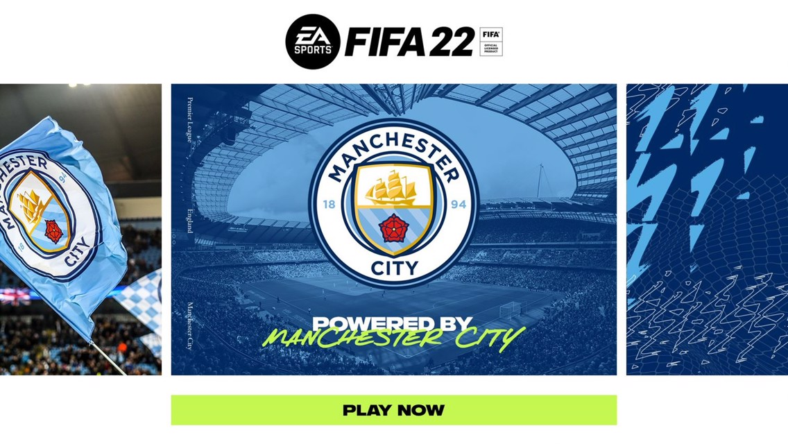 Powered by Football, play FIFA 22 now!