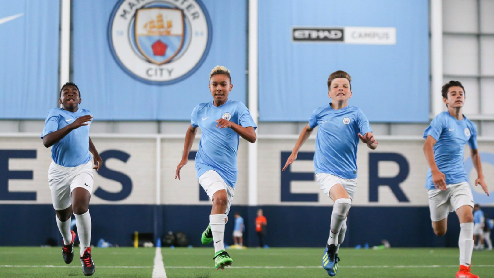 CITY FOOTBALL SCHOOLS: Register now