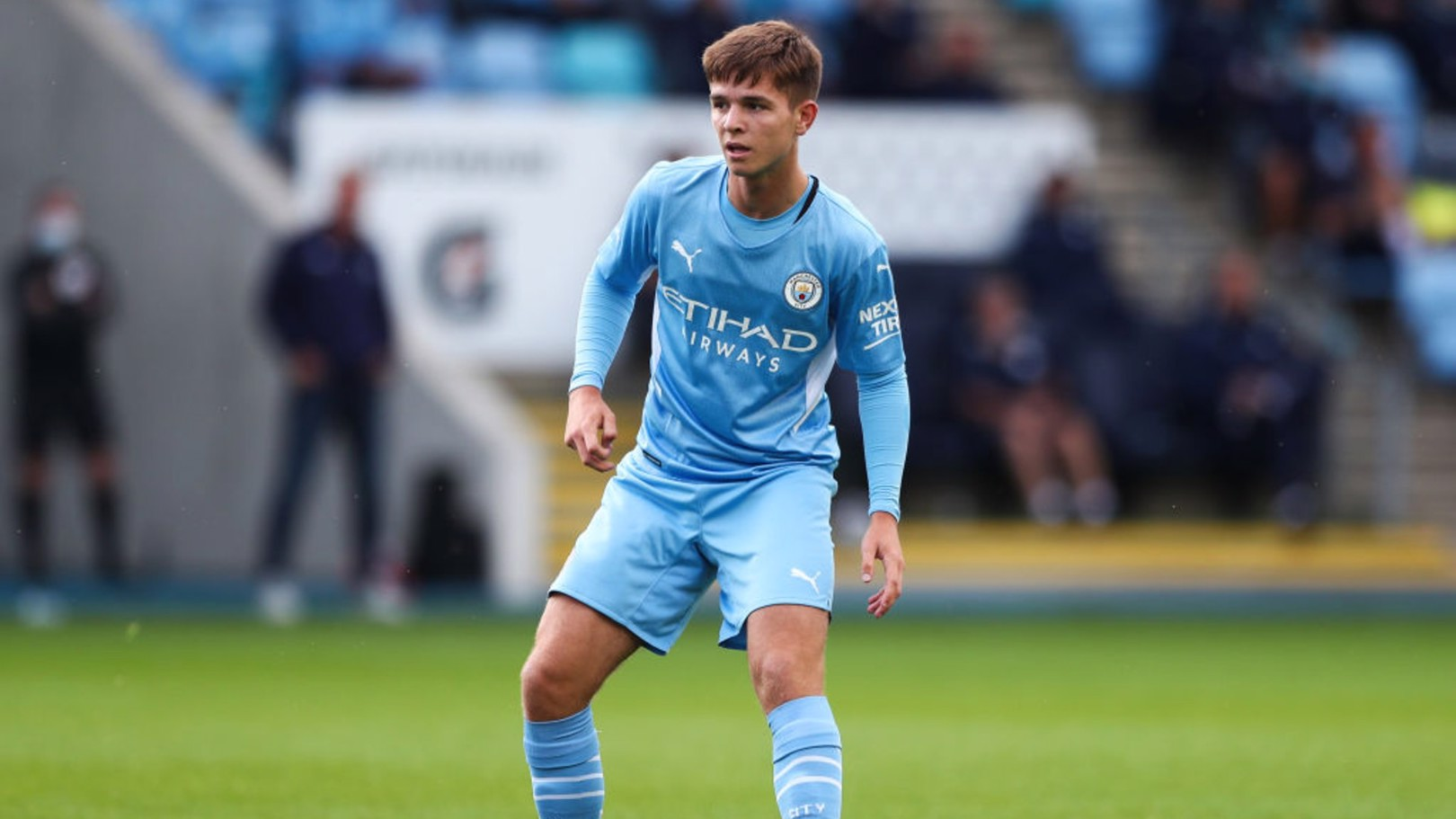 McAtee nominated for PL2 August Player of the Month Award