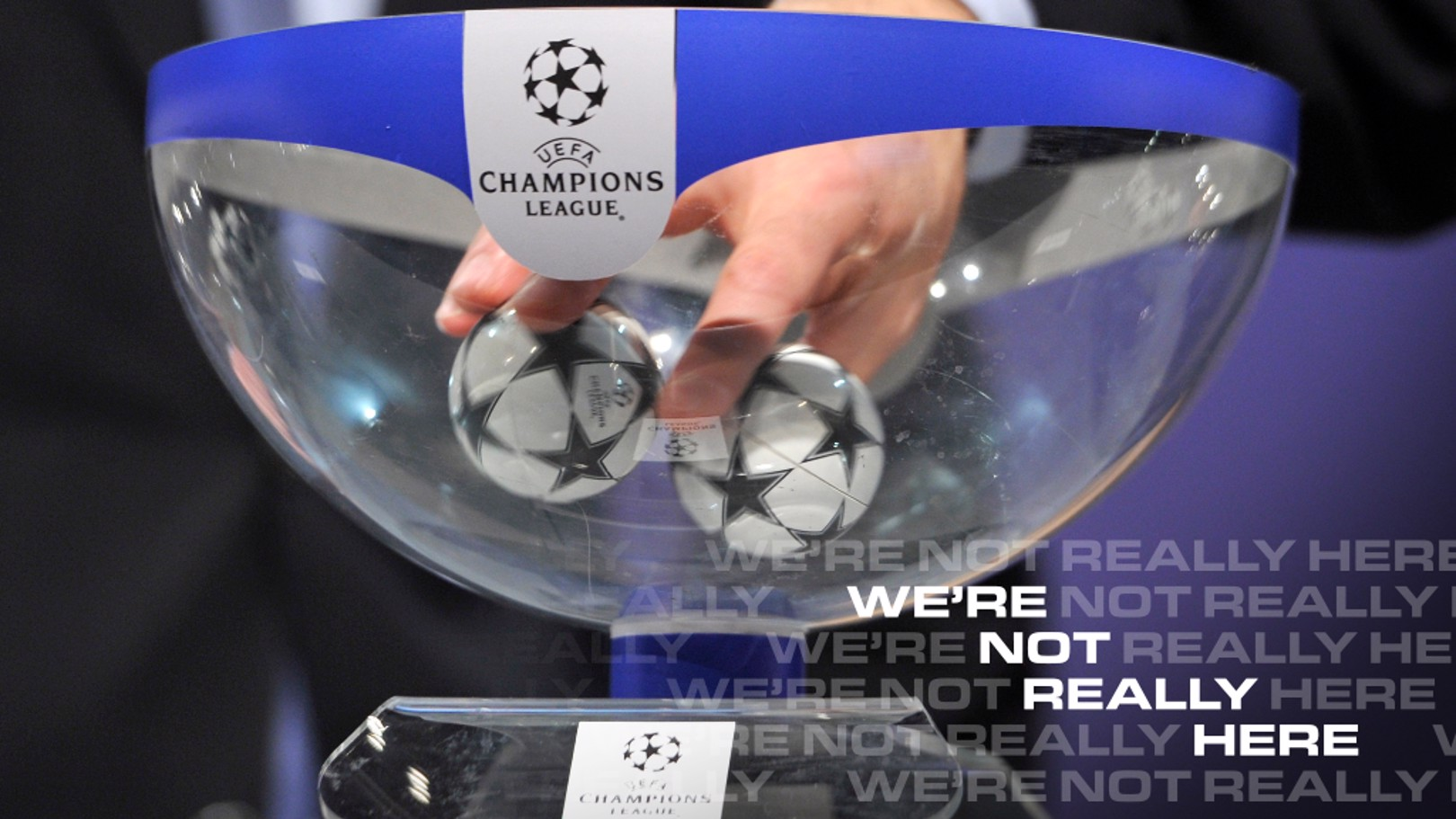 El sorteo de cuartos de final de la Liga de Campeones, el 10 de julio