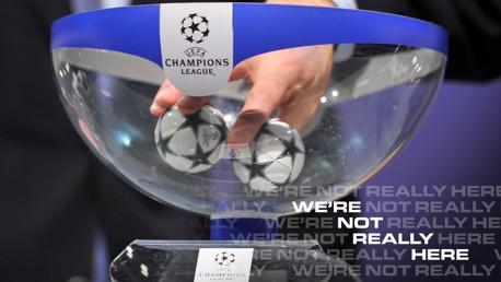 Quando é o sorteio das quartas de final e semifinal da Liga dos Campeões?