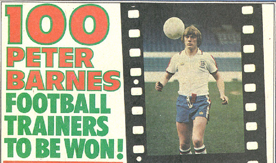ROY OF THE ROVERS : Front cover from 1978 - priced 8 pence!
