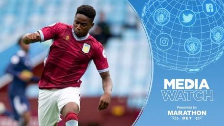 Media Watch: Villa teen a target for City?