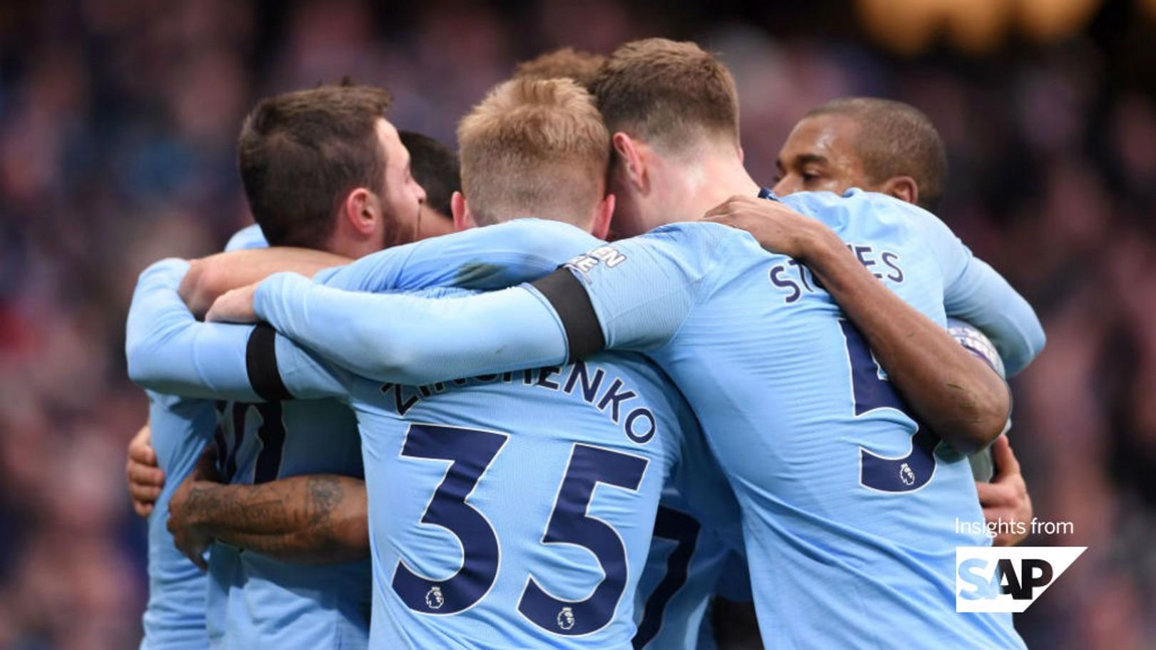 Le parcours en Premier League de City en 10 stats