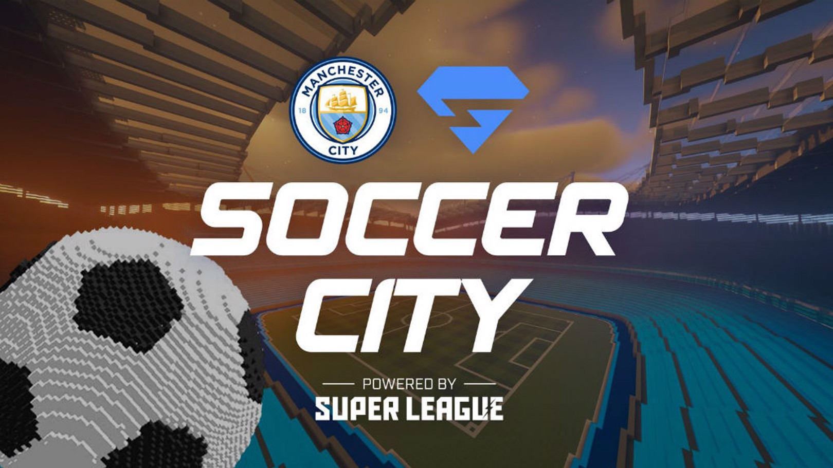 Introducing Soccer City!