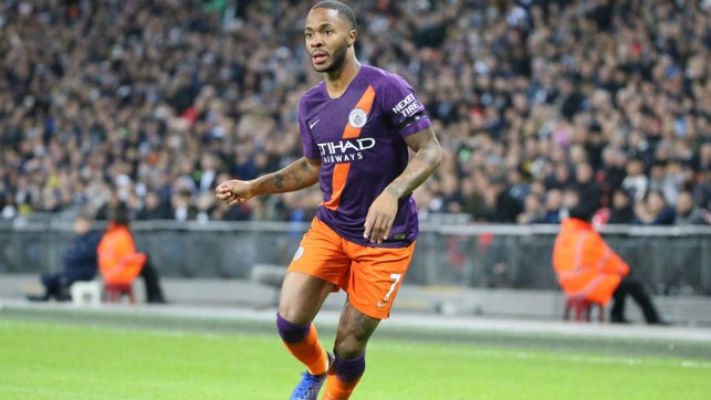 MILESTONE : Raheem Sterling makes his 200th Premier League appearance.