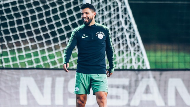 ALL SMILES : A happy and relaxed Sergio