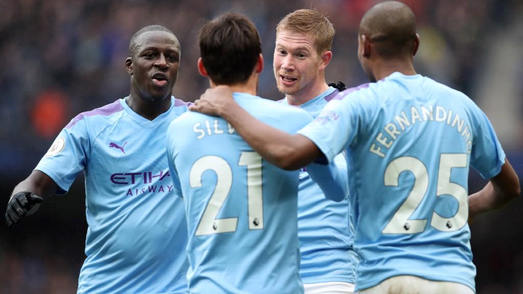 Sterling inspires victory over Villa