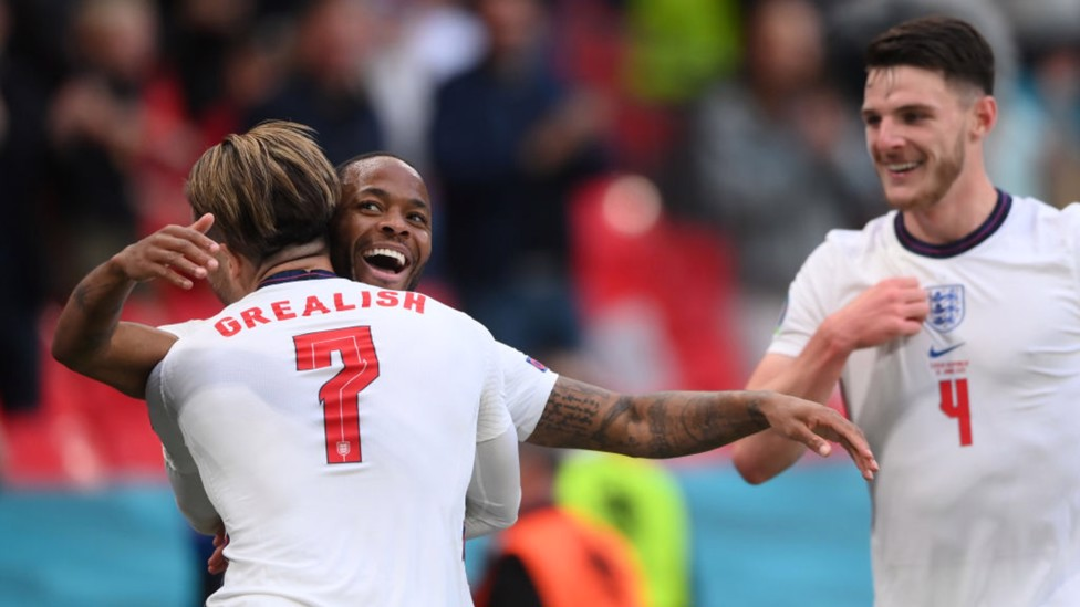 INTERNATIONAL IMPACT: Grealish grabs assists against the Czech Republic and Germany en route to England's first major final in 55 years