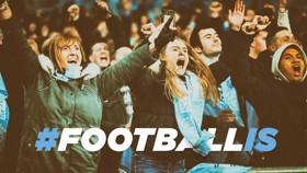 #FOOTBALLIS