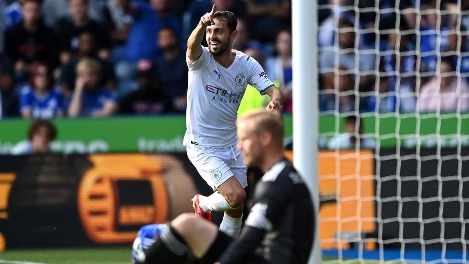 Guardiola salue l'impact de Bernardo Silva