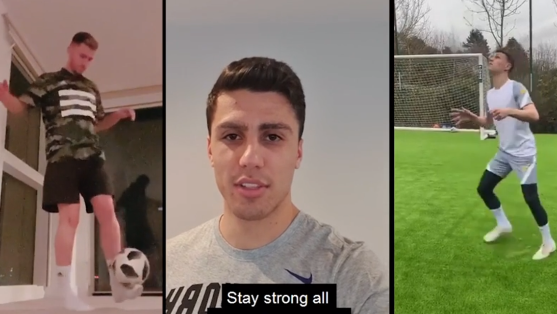 Cityzens at Home: Staying safe together