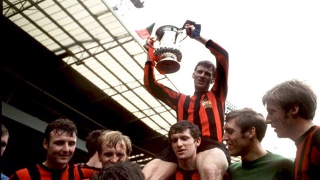 From Milan to Manchester: The making of City's iconic red and black strip