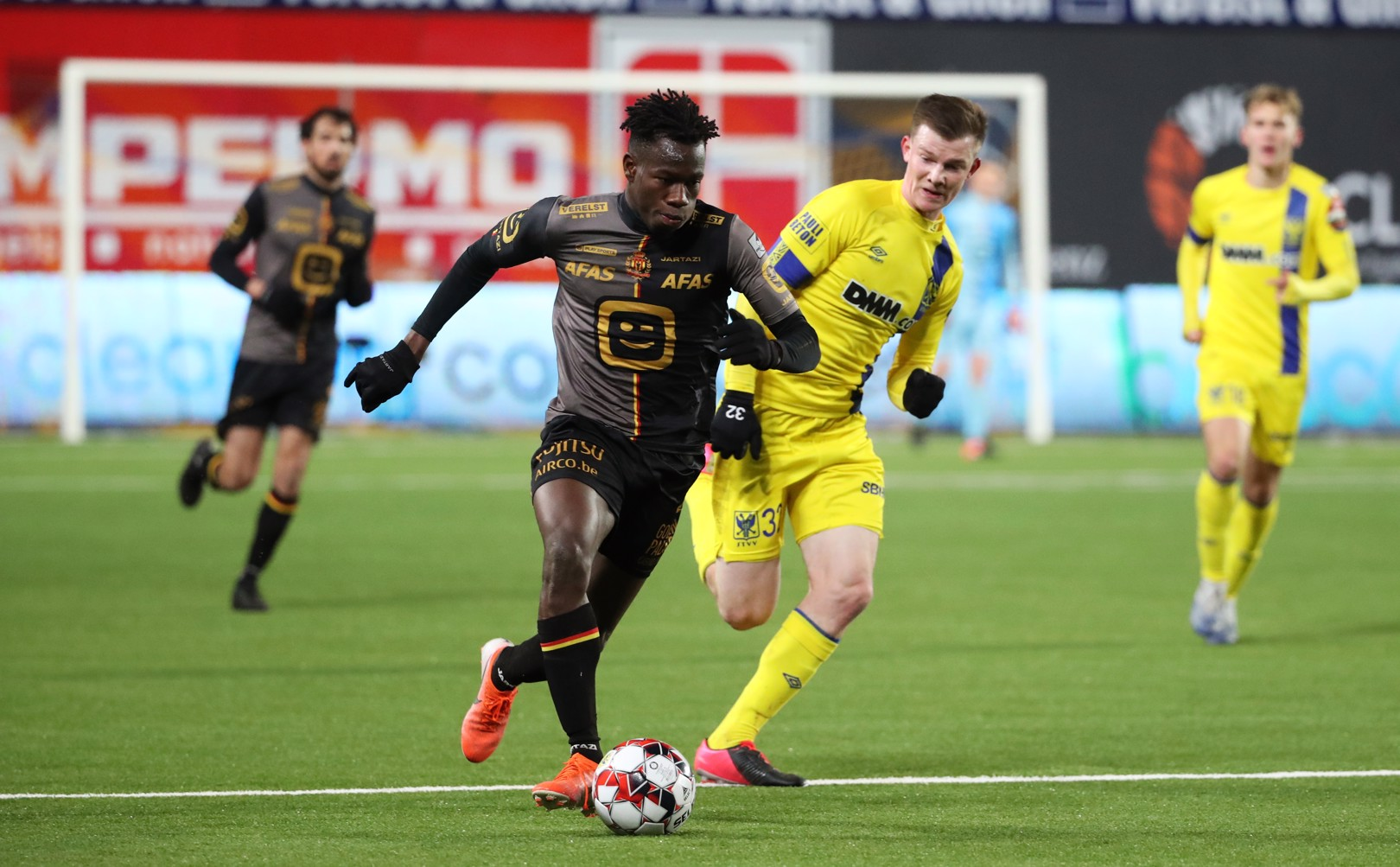 City complete Kaboré signing