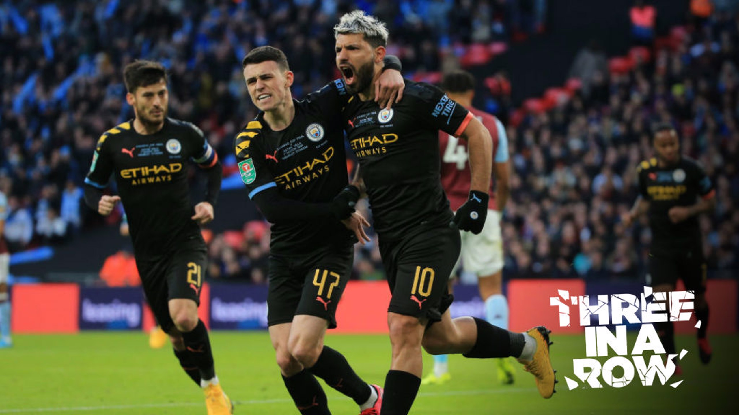 City remporte la Carabao Cup !