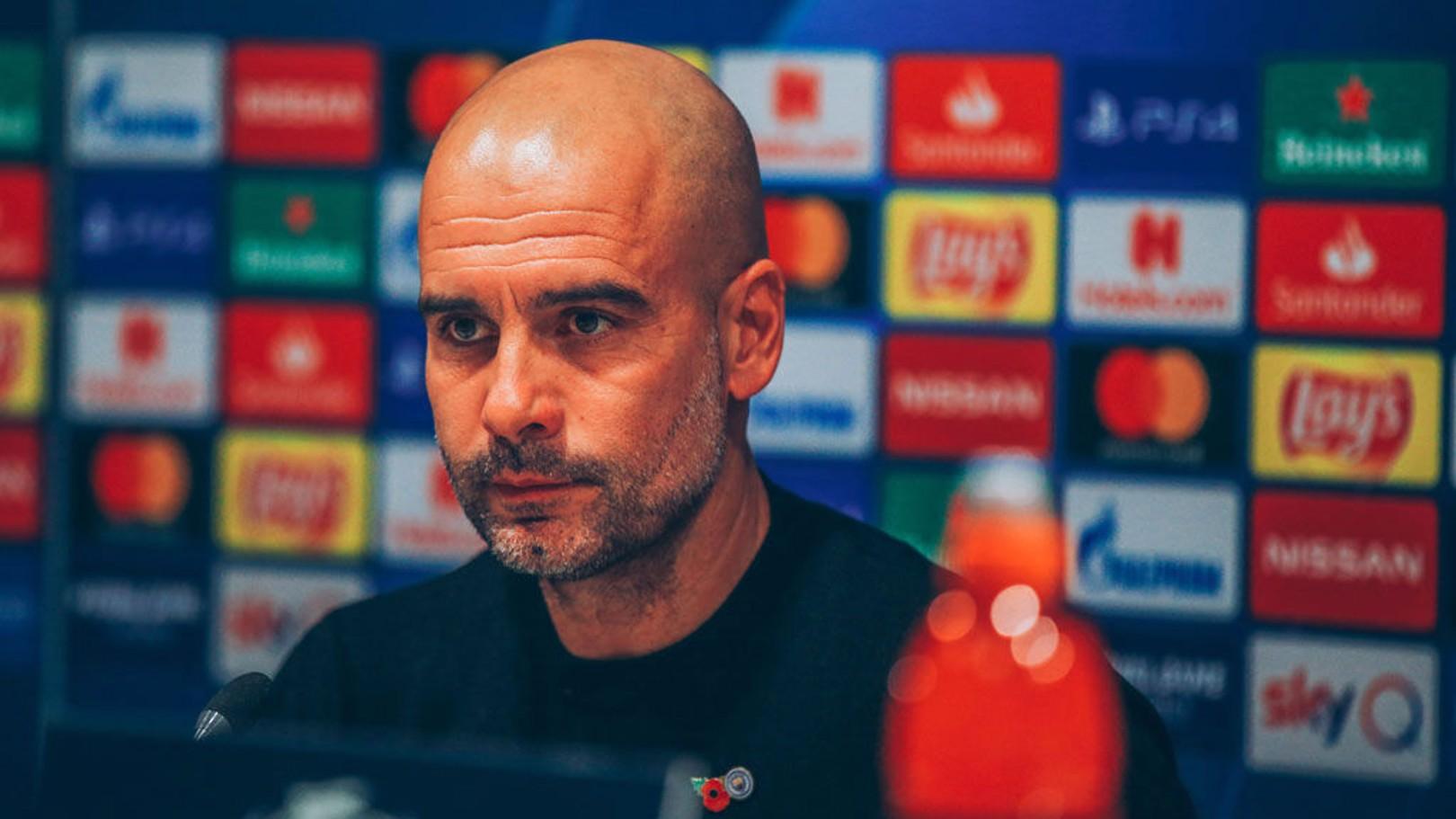 Guardiola: Será uma grande semana