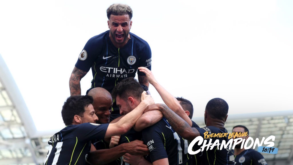 MEMORABLE MOMENTS : Re-live the 2018/19 campaign