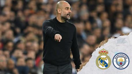 جوارديولا يشيد بالعرض الرائع للسيتي ضد ريال مدريد