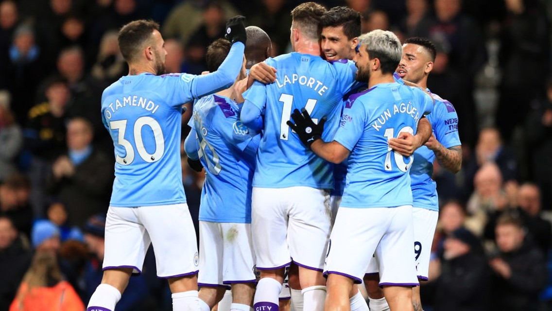 Extended highlights: City 2-0 West Ham