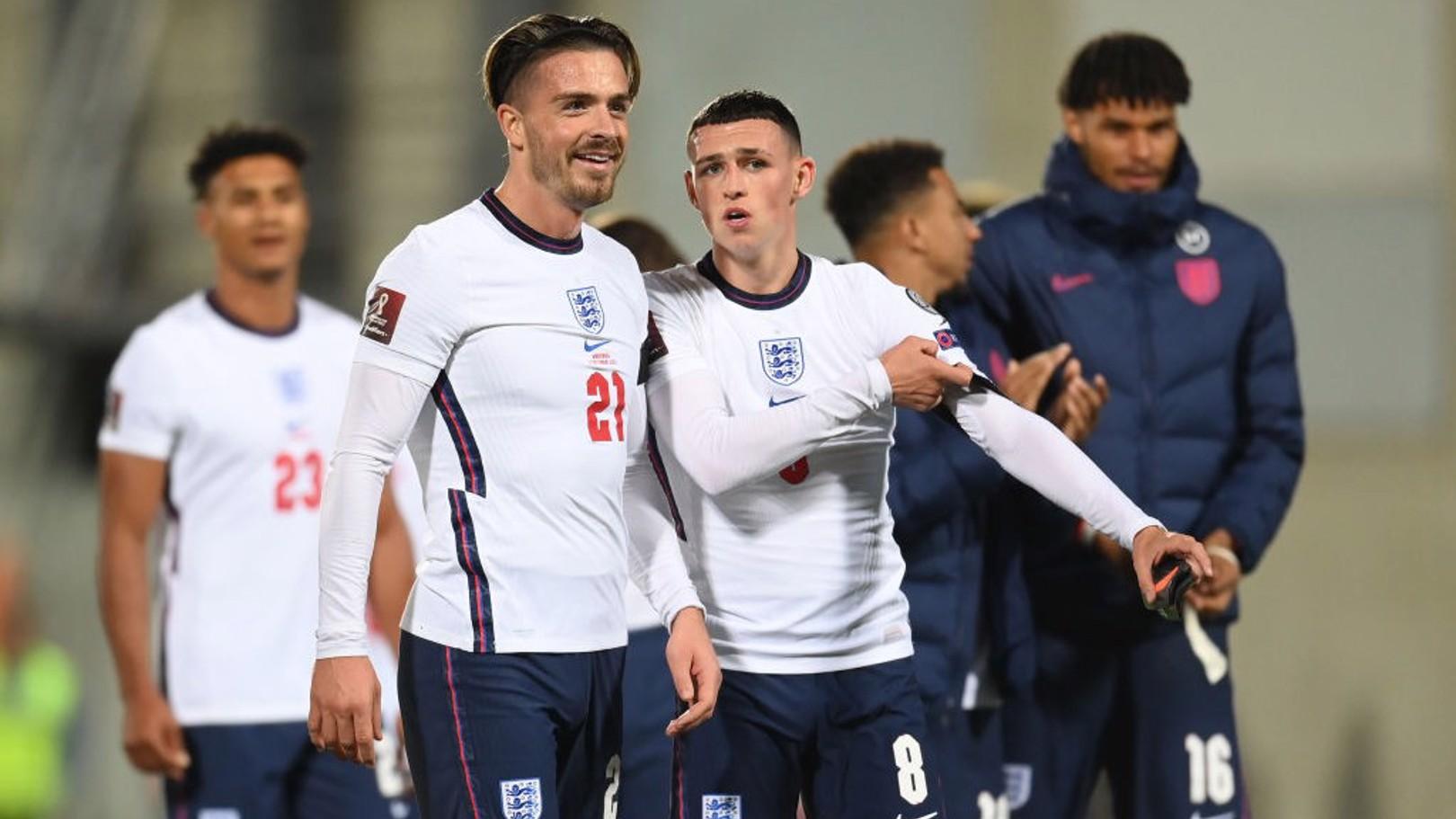 International break: Test you knowledge on City players' performances