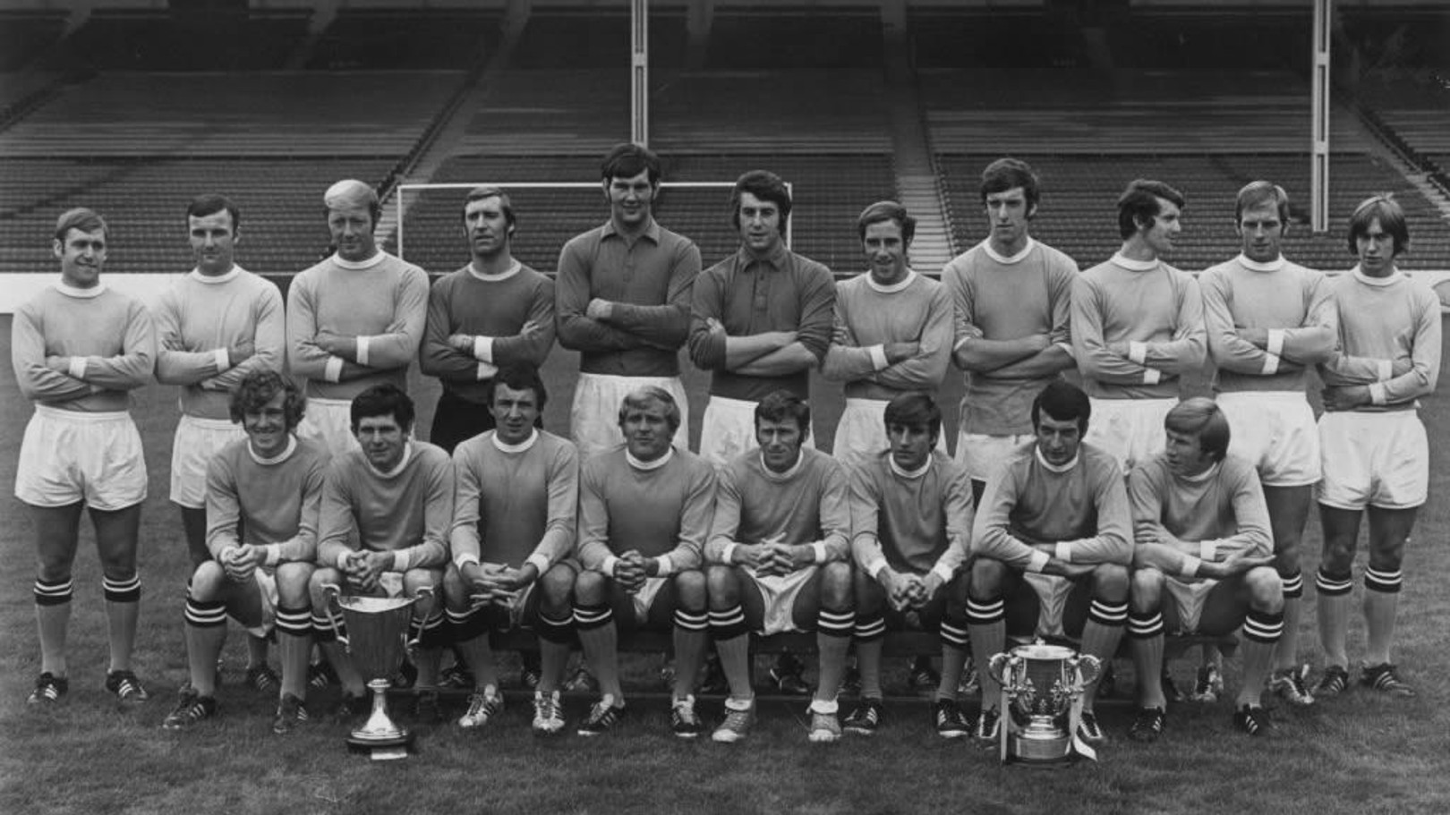 League Cup squad trophy 1969/70