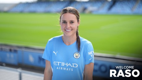 Hayley Raso: I want to play in the big games