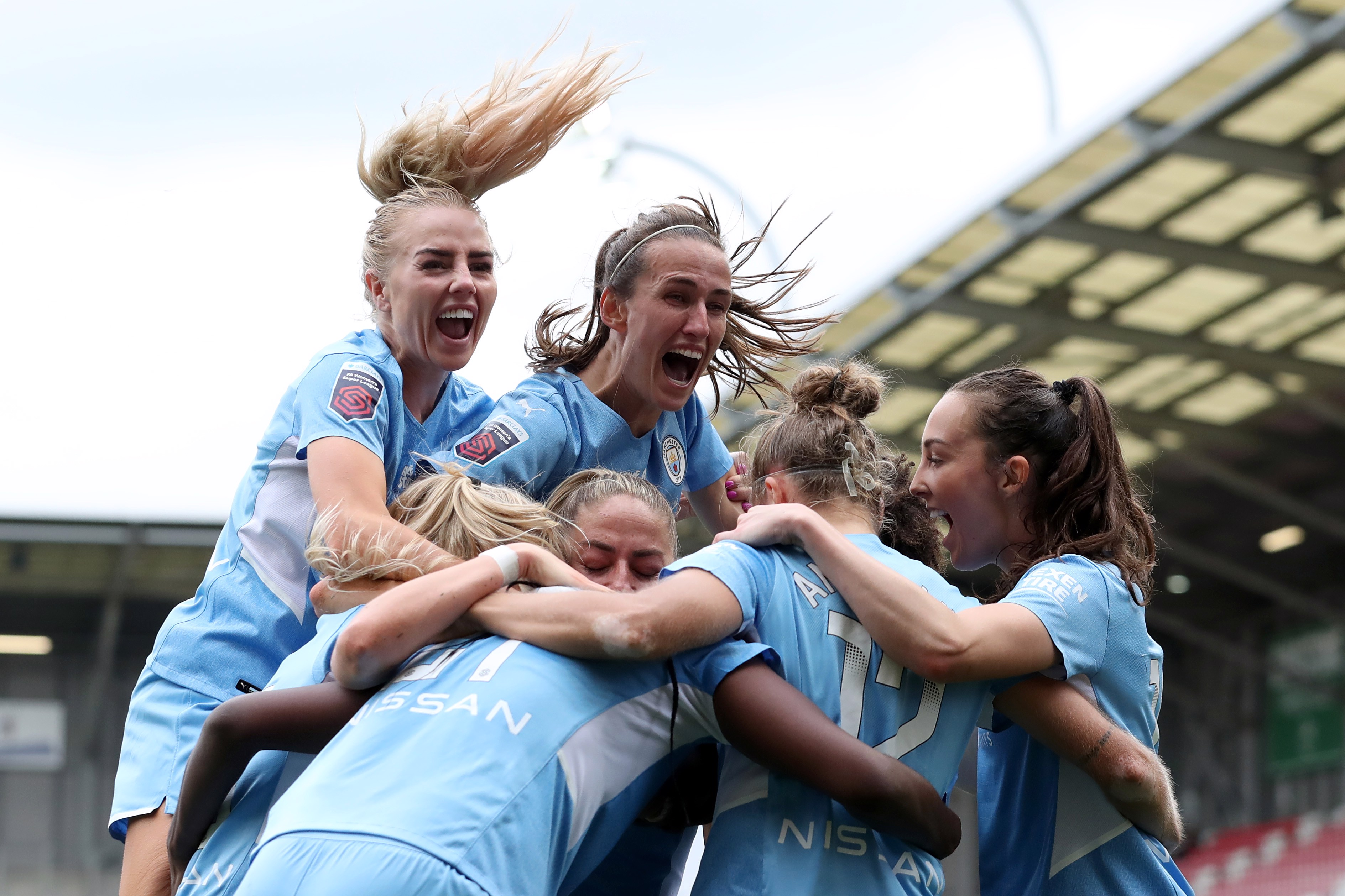 LEVEL BEST: City showed huge character to fight back and claim a point