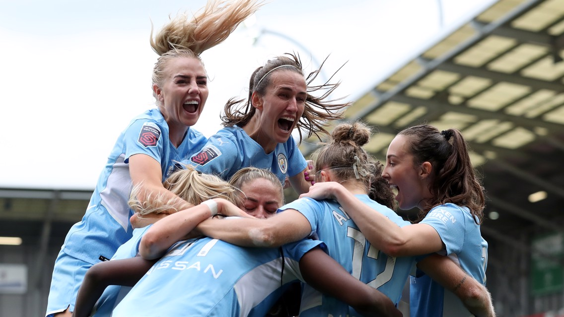 City fight back as spoils shared in Derby Day thriller