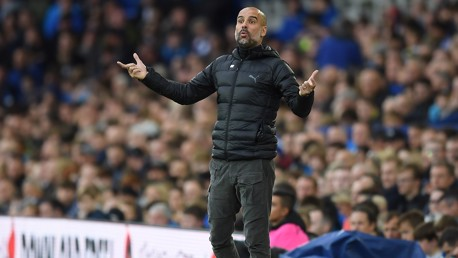 PEP: The boss asks a question...