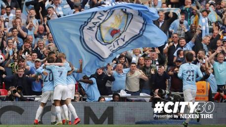 #City30 : le match rêvé à Wembley !