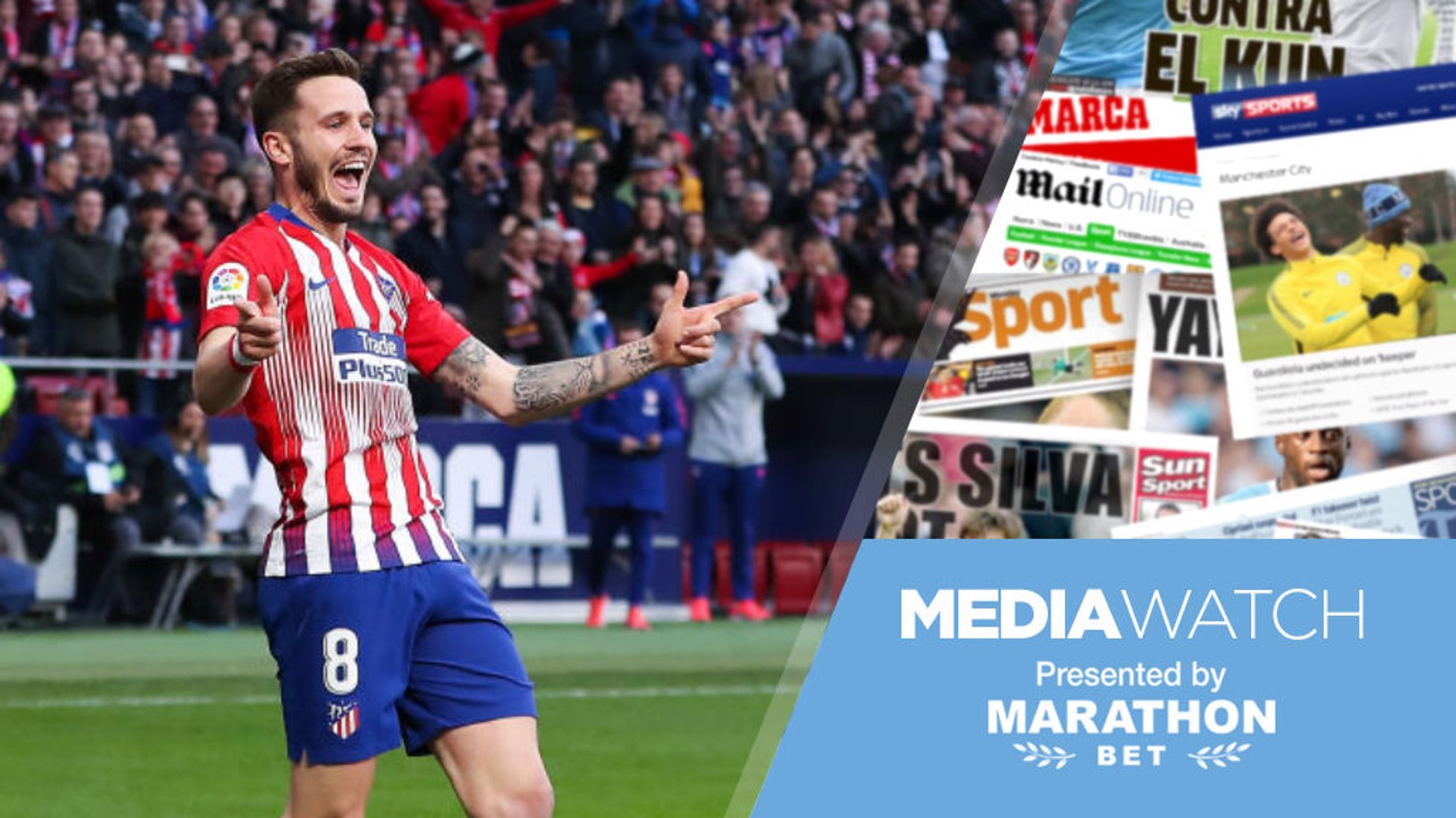 Media Watch: City tracking Atletico ace?