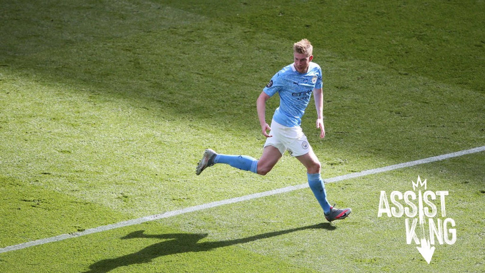 Breaking down assist king De Bruyne's passing