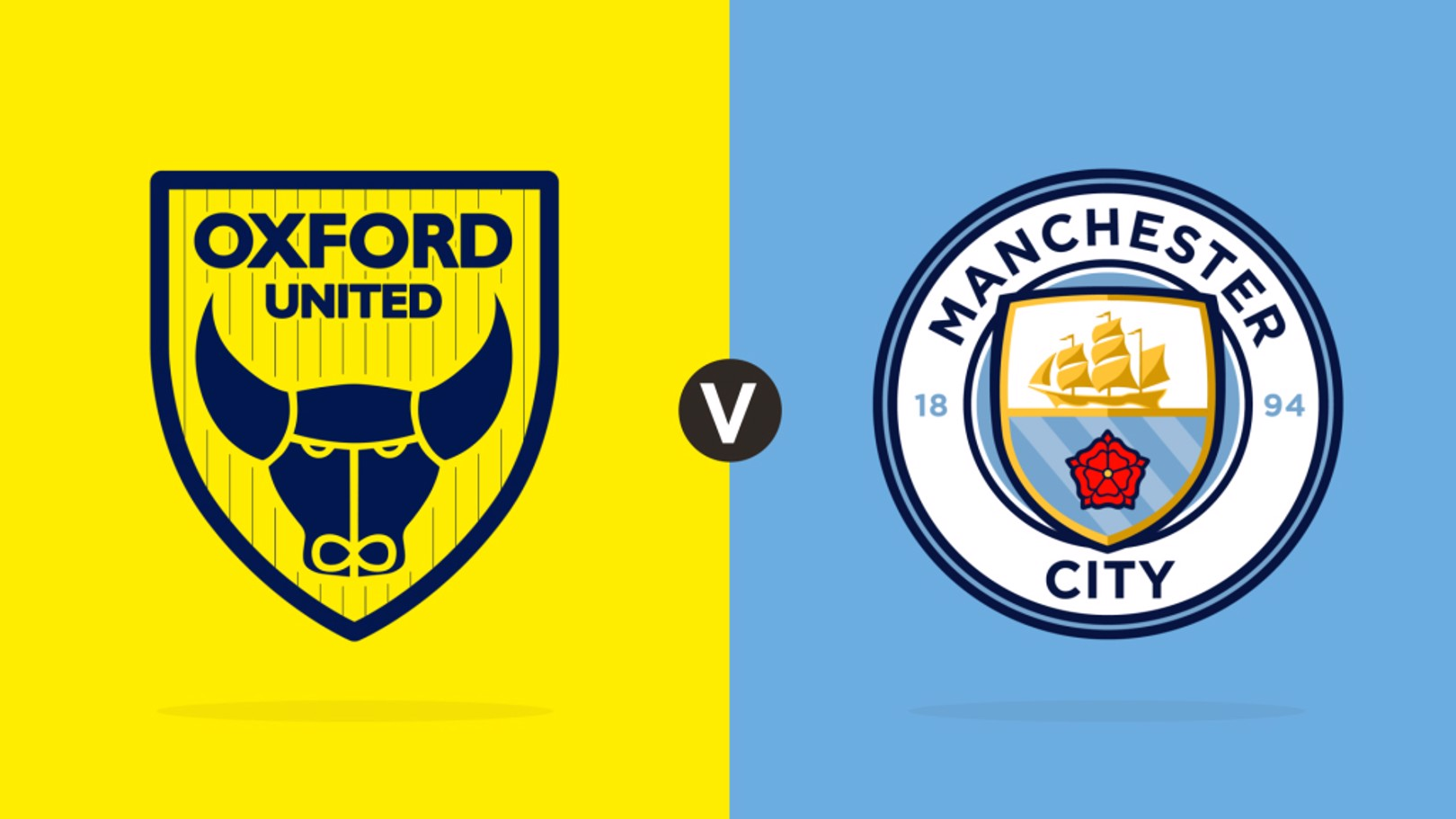 Oxford United v Man City: Match and player stats