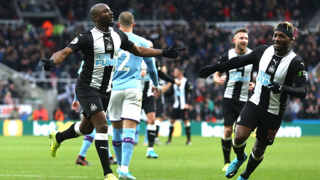 LEVELLER : Willems draws Newcastle level soon after