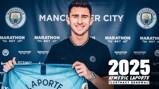 LAPORTE: City career so far...