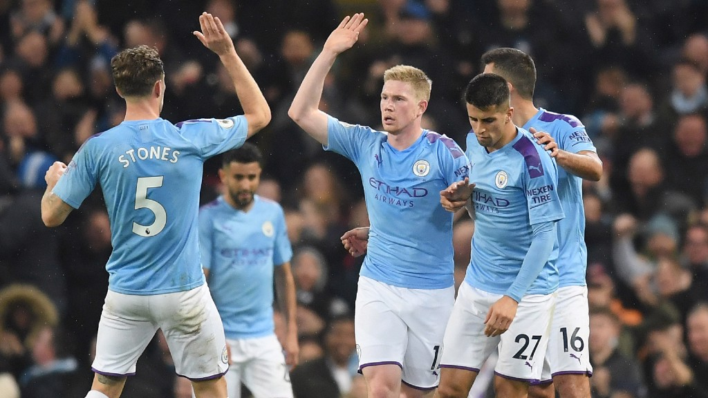NEVER BEATEN : City have the know-how...