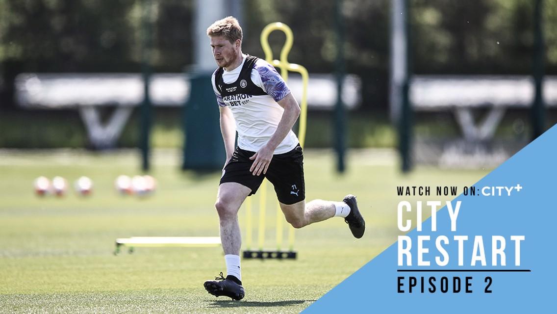 City Restart: Watch Episode 2 now!