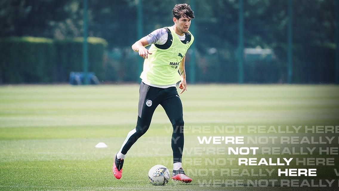Latihan: Tambahan Semangat Menuju Piala FA!